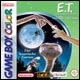 ET and the Cosmic Garden Gameboy Color EU cover