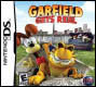 Garfield Gets Real DS US cover