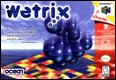Wetrix Nintendo 64 US cover