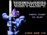IronSword (Wizards and Warriors II) screen shot 1