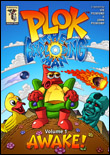 Plok The Exploding Man eBook launched